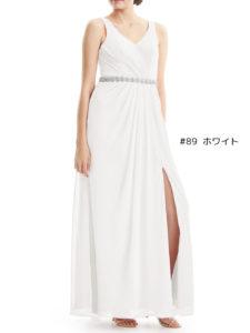 ch1064 ブライズメイド ロングドレス