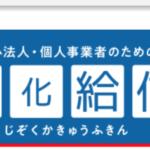 【新型コロナウイルス助成金】 持続化給付金の不備メール