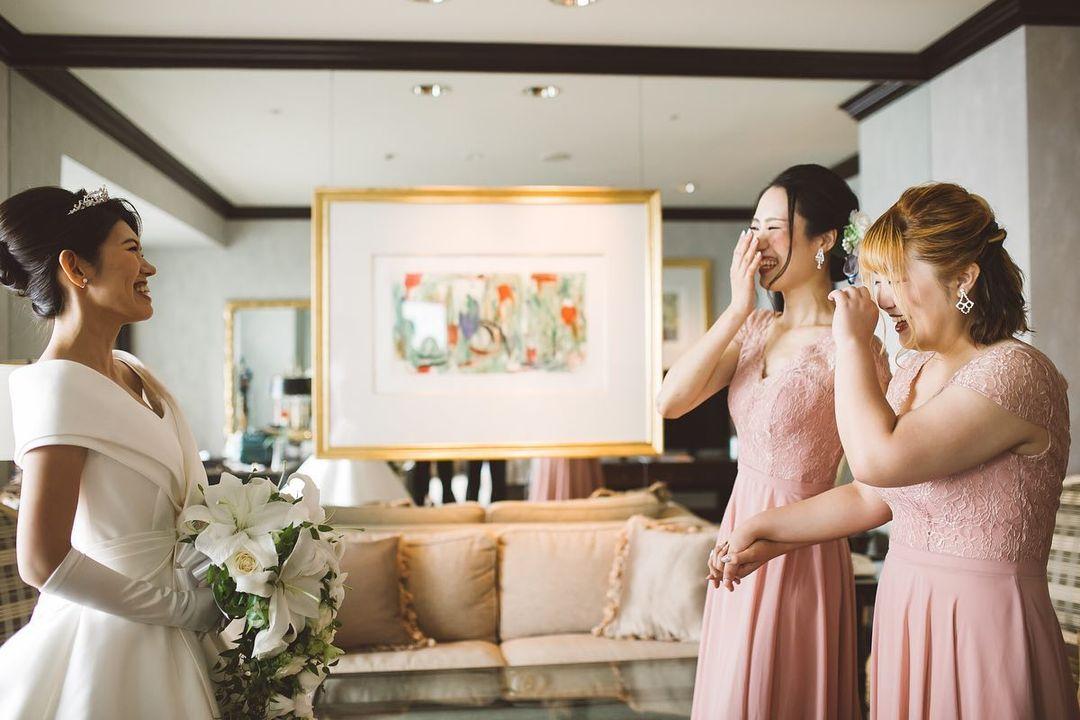 ブライズメイド 結婚式 横浜ロイヤルパークホテル